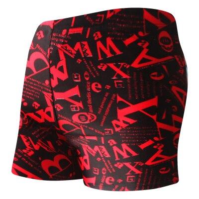 Mannen Fiets Print Zwembroek Push Up Strand Board Lage Taille mannen Duiken Badpak Boxer Briefs Homo Strand korte Broek