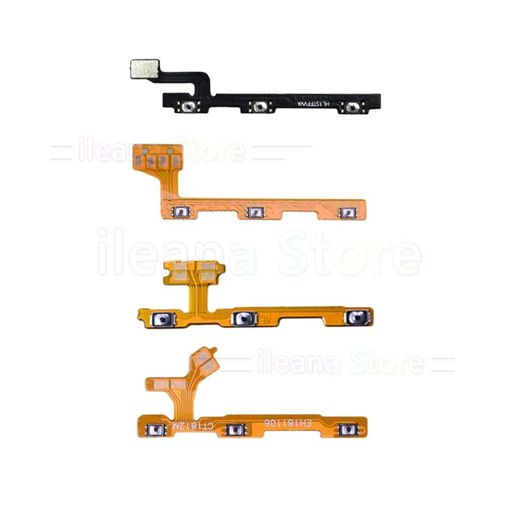 Video Volume Button Power Flex Cable For Huawei Honor 8 8c 8x 9i 9 10 Lite Power Flex Phone Parts