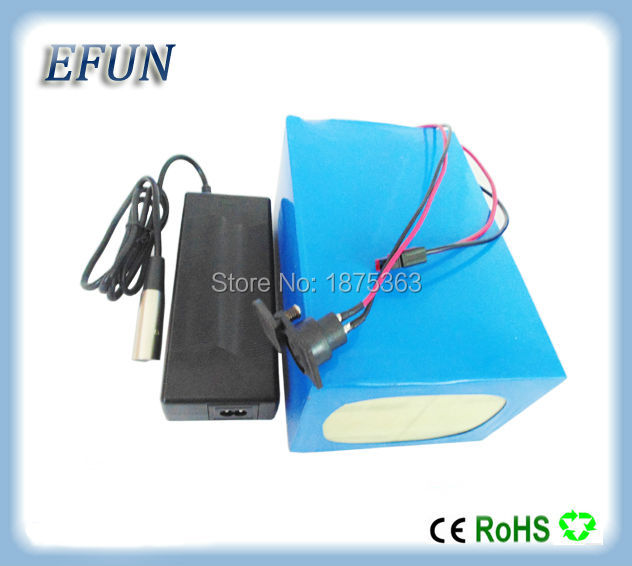 Free shipping high power 52V 11.6Ah PVC battery rechargeable 18650 Li-ion battery pack for electric bike with free charger free shipping 50a discharge rate lithium battery 48v 50ah 18650 rechargeable li ion battery pack with 2000w bms and charger
