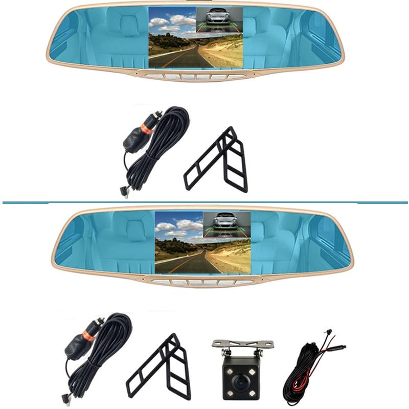 E-ACE 5.0 дюймдік автокөлік Dvr камерасы - Автомобиль электроникасы - фото 6