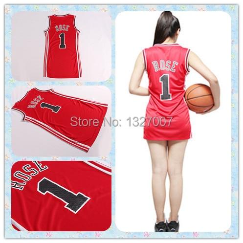derrick rose women's jersey