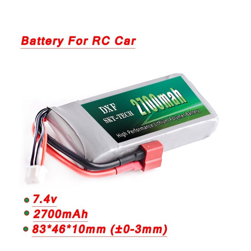 Recargue la batería de Lipo para Wltoys 12428 12423 1:12 RC - Juguetes con control remoto