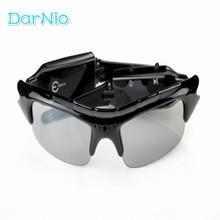 НОВЫЕ Солнцезащитные Очки Камеры Mini DV Видеокамеры DVR Видеокамера Камера HD Для Открытый Действие Спорт Видеокамера Mini Cam Очки Freeshipping