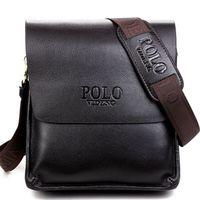 Fashion 2014 New Arrived Genuine Leather Men Bag Fashion Men Messenger Bag Cross Body Bussiness Shoulder