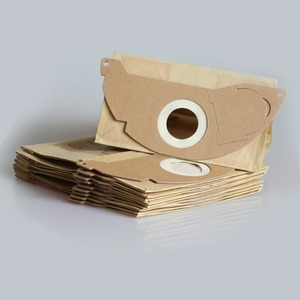 Image 3 - החלפת שקיות אבק שואב אבק parper 12 יחידות עבור Karcher A2000 2003 2004 2014 2024 2054 2064 2074 S2500 WD2200 2210 2240