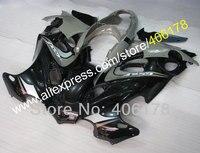 Hot Sales,Motorcycle 98-07 GSXF750 GSXF600 Motorbike Fairing For Suzuki Katana GSX750f GSX600f 1998-2007 Black Gray Fairing