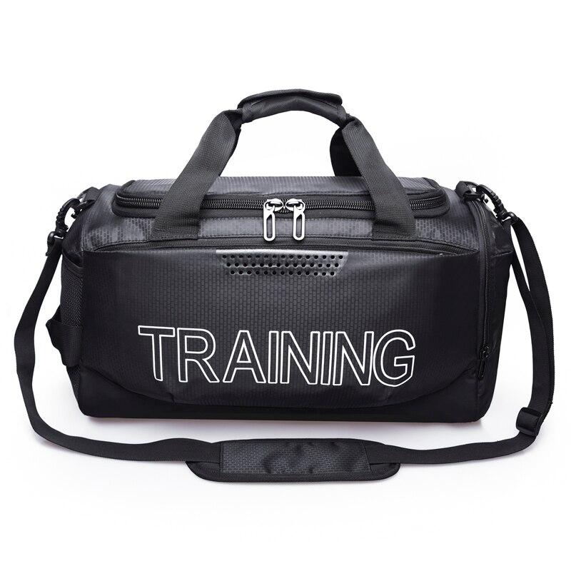LEZAIJIONGTU 2017 Big Capacity Training Gym Bag Waterproof Sport Bag Fitness Bags Multifunction Shoulder Handbag Men Women