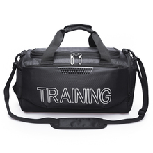 LEZAIJIONGTU 2017 Big Capacity Training Gym Bag Waterproof Sport Bag Fitness Bags Multifunction Shoulder Handbag Men Women