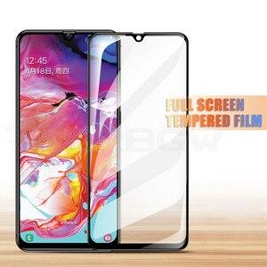 Image 3 - Szkło hartowane dla Samsung Galaxy A50 A40 A30 A20 A10 A40s ochronne na ekran do Samsung M10 M20 M30 A70 A80 A90 szkło ochronne