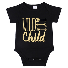 0 18M Newborn Baby Bodysuit Clothes Casual Infant Bebes Wild Child Baby Boys Girls Jumpsuit One