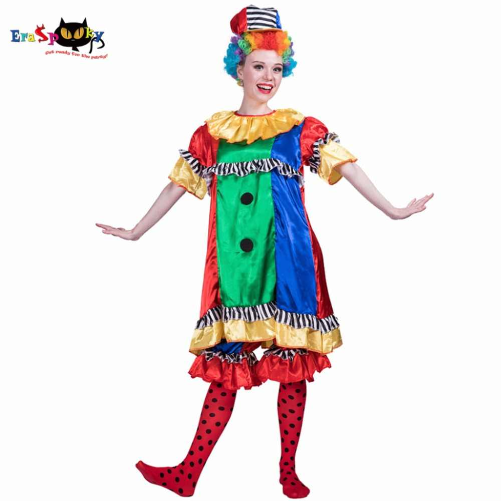 b55a90f82aa Detail Feedback Questions about Women Sexy Killer Scary Clown Cutie ...
