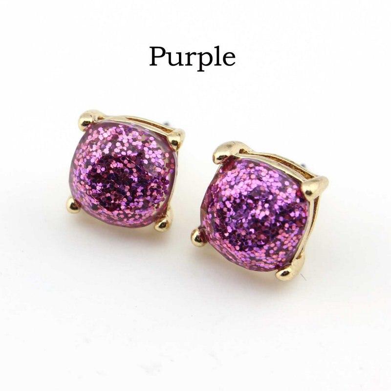 gold purple