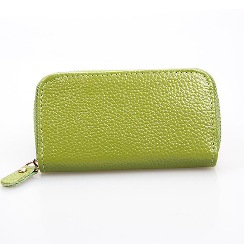 carteiras homens zipper chave caso Estilo 1 : Genuine Leather Key Wallet