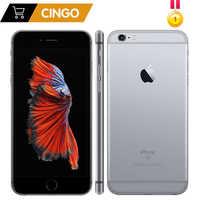 Разблокированный Apple iphone 6s 2 Гб Оперативная память 16 Гб/64/128 ГБ Встроенная память для мобильных телефонов на базе IOS A9 двухъядерный 12MP Камера ...