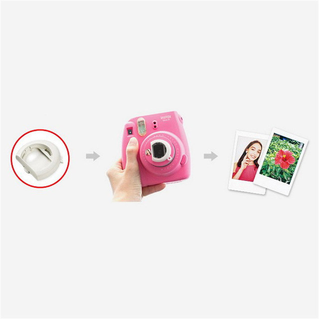 Instax Multi-Color Mini Instant Film Camera For Polaroid