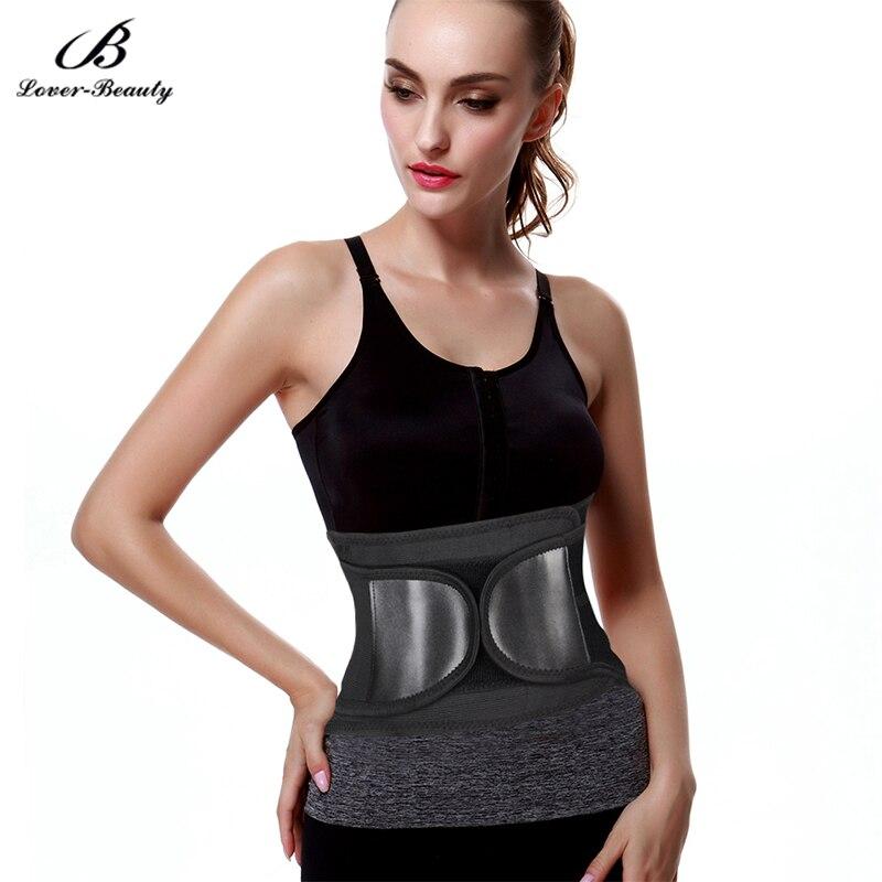 Amant beauté Sexy ventre contrôle taille formateur façonnage du corps des femmes minceur taille Cincher ceinture Corset Shapewear-A
