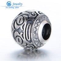 925 Sterling Silver Maori Totem Collection Fit European Brand Charms Silver 925 Original Bracelet DIY Women