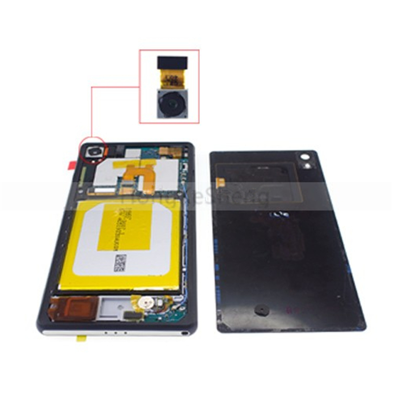 OEM Rear Camera for Sony Xperia Z2 Z2 L50W L50T L50U D6502 D6503 Z1 Z3V