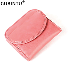 2019 New Luxury Brand Wallets Designer Women Genuine Leather Short with Coin Pocket Ladies RFID Billfold