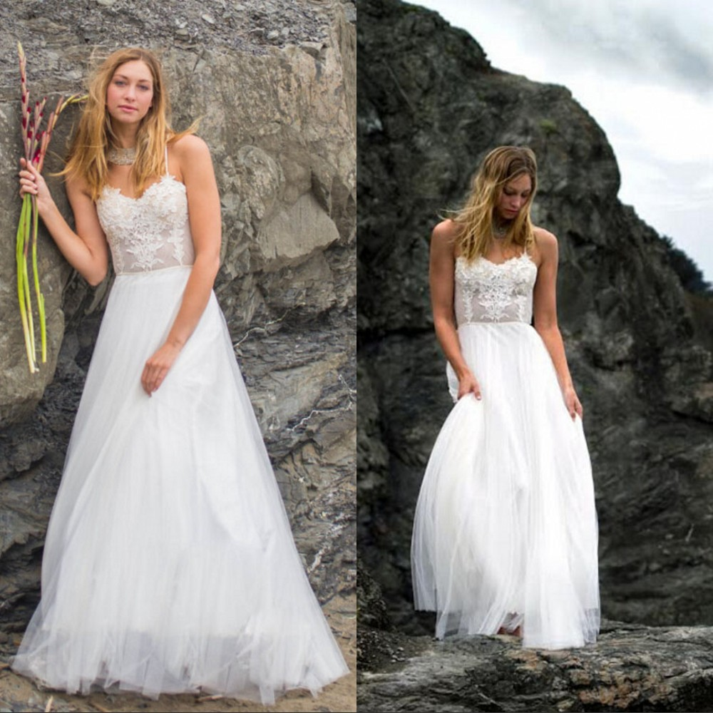 reserved ivory or white lace bohemian cheap bohemian wedding dresses zoom