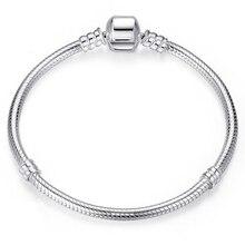 ZMZY браслет с подвеской в виде змеиной цепи для женщин и мужчин, ювелирный подарок, сделай сам, браслет, Прямая поставка