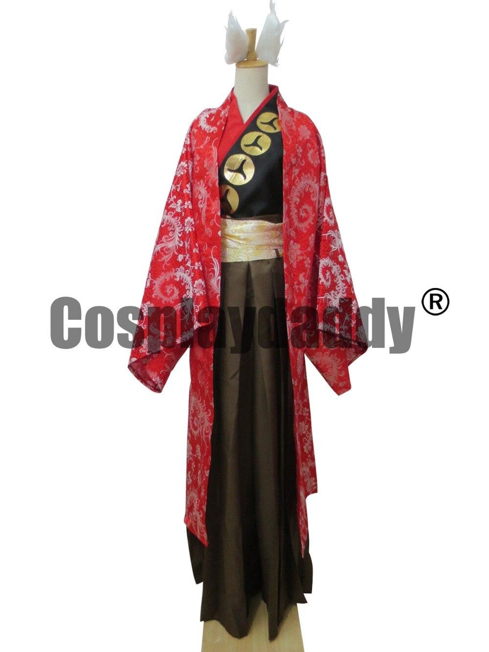 Kamisama Kiss Kamisama Hajimemashita love Tomoe Kimono Cosplay costume robe part