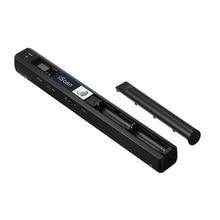 300/600/900 Dpi Iscan Draagbare Scanner Mini Handheld Document Scanner A4 Boek Scanner Jpg En Pdf formaat