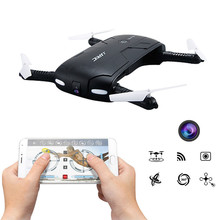 Фотография JJRC H37 Dron with Camera 2.4G 4CH HD Phone Control 720P Mini WIFI PFV Altitude Hold Selfie Drone Foldable RC Quadcopter