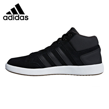 Original New Arrival  Adidas CF ALL COURT MID Men's Hight Tennis Shoes Sneakers