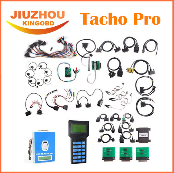 Top rated 2016 Unlock Super Tacho Pro Odometer Programmer Change car mileage correction tool/mileage reduce TachoPro odometer