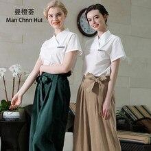 Popular thai massage uniform buy cheap thai massage for Uniform spa thailand