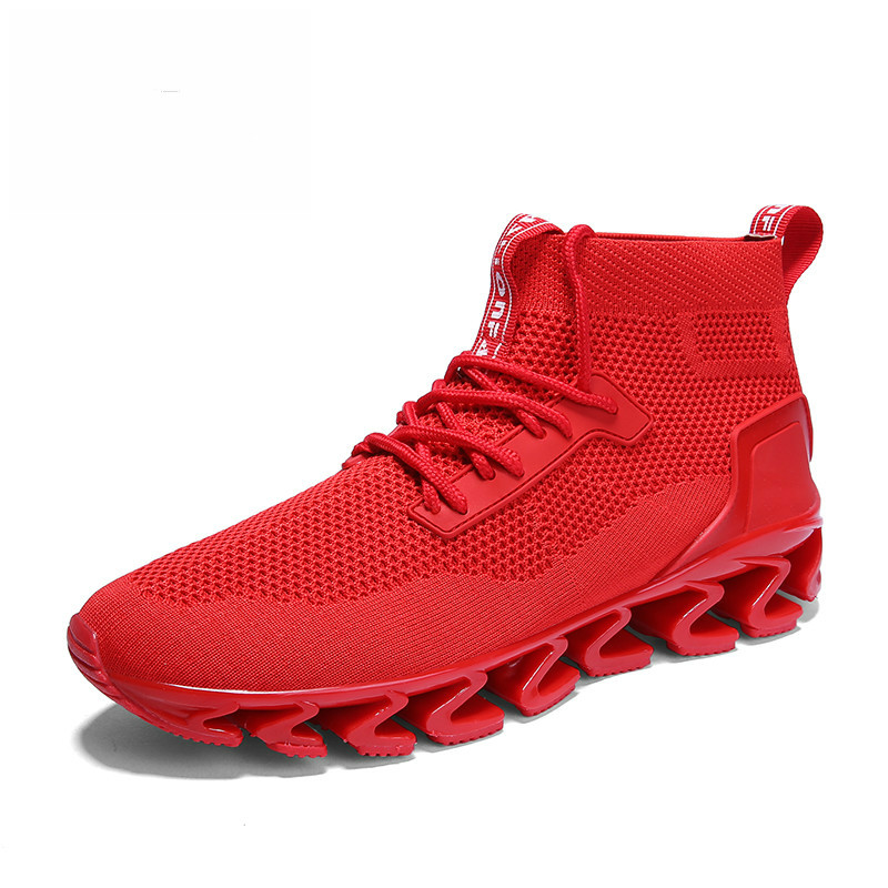 Ultra Boost Tenis Masculino 2018 automne nouvelle marque baskets hommes Cool Air maille Sport chaussures Tennis athlétique baskets rouge chaussures hommes