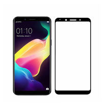 Screen Protector For OPPO F3 F1 PLUS F1S F9 PRO Find X Tempered Glass For OPPO F3 F5 F7 F9 k1 Protective Glass Film(China)