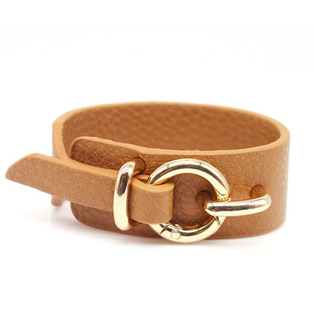 Punk Leather Bracelet...