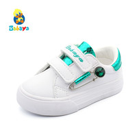 Baby Shoes Girl 2018 Autumn New Fashion Baby Boys Child Shoes 1 3 Years Old Study Toddler Walking Shoes Soft Bottom Non slip