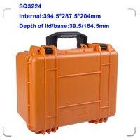 Leistungsstarke große wasserdichte gehäuse SQ3224 für werkzeuge und militärische zwecke