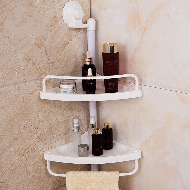 Creative accueil ventouse double cuisine salle de bains mural ventilateur rack stockage coin cadre ZP01161729