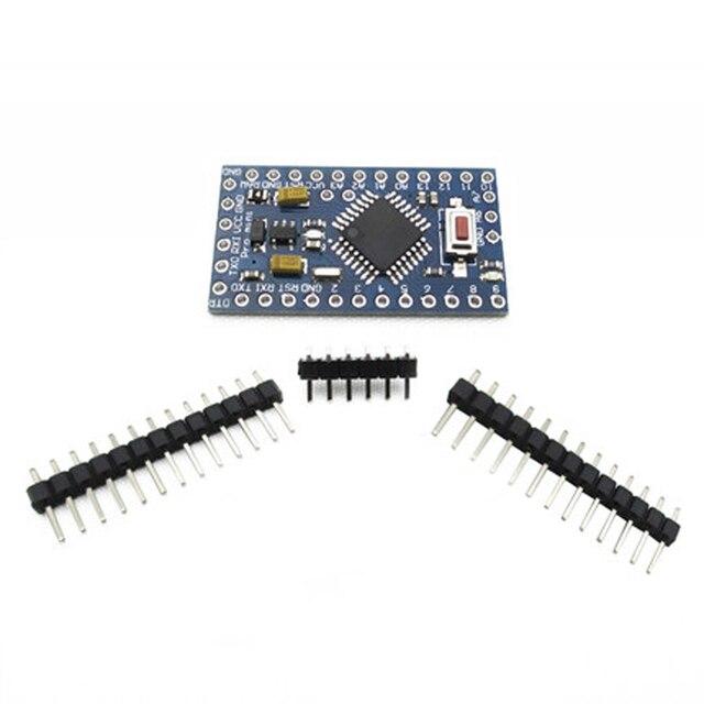 1pcs/lot New pro mini electronic building blocks Interactive Media ATMEGA328P 5V/16M Compatible Nano
