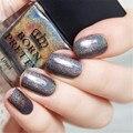 Born pretty holográfica holo glitter súper brillo de esmalte de uñas 10 ml esmalte de uñas de arte h001-shine en la oscuridad