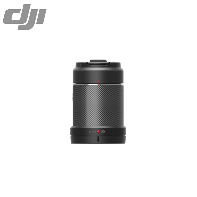 DJI Zenmuse X7 DL 35mm F2 8 LS ASPH Lens designed for aerial photography with light