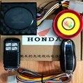 Motocicleta Sistema de Alarma de La Motocicleta antirrobo Accesorios Moto Control Remoto de Arranque Del Motor waterproof12Vfree libre