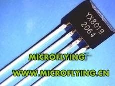 10/pcs Solar Lawn Lamp Controller, LED Lawn Lamp Driver, LED Control Chip YX8019