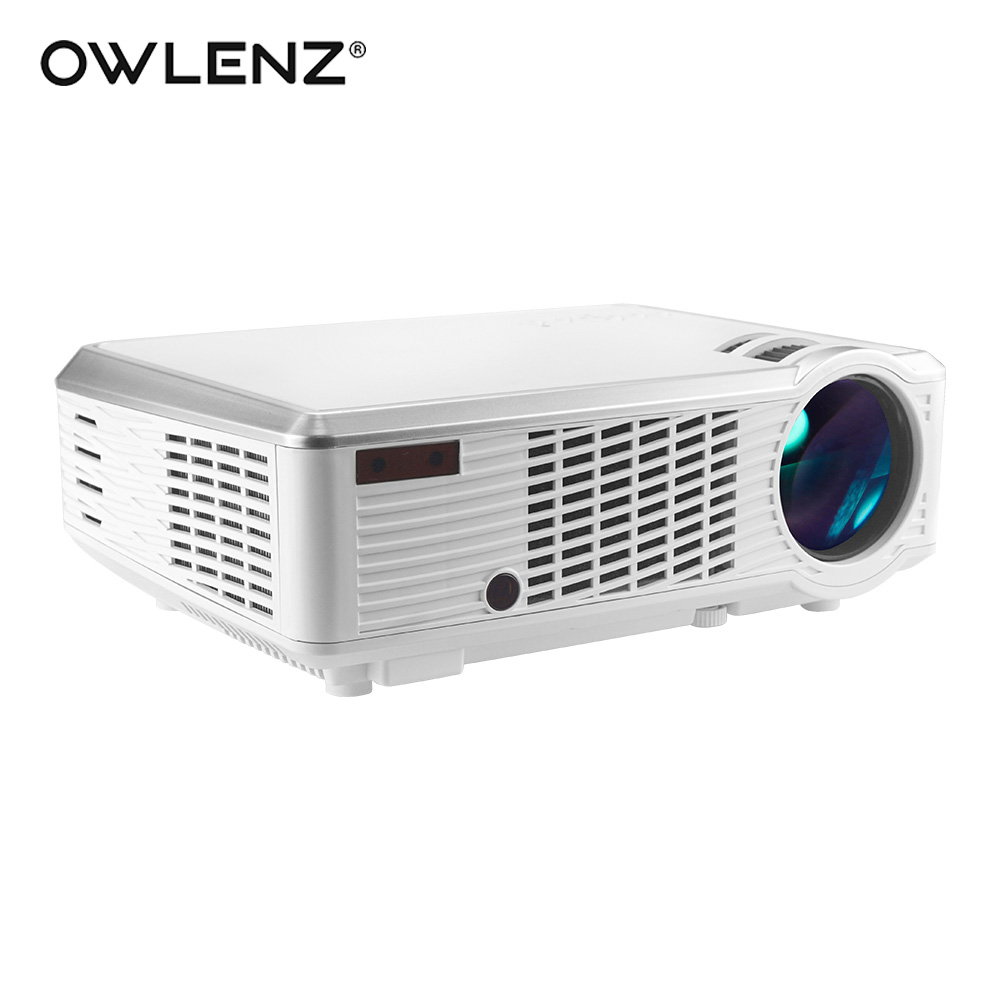 Owlenz Sd60 Multi Screen Mini Portable Projector 1500 Lumens Hd Led Lcd Multifunction Controller Circuit Diagram Control 2000 Barato Pico 33 02 Porttil Proyector Filme Home