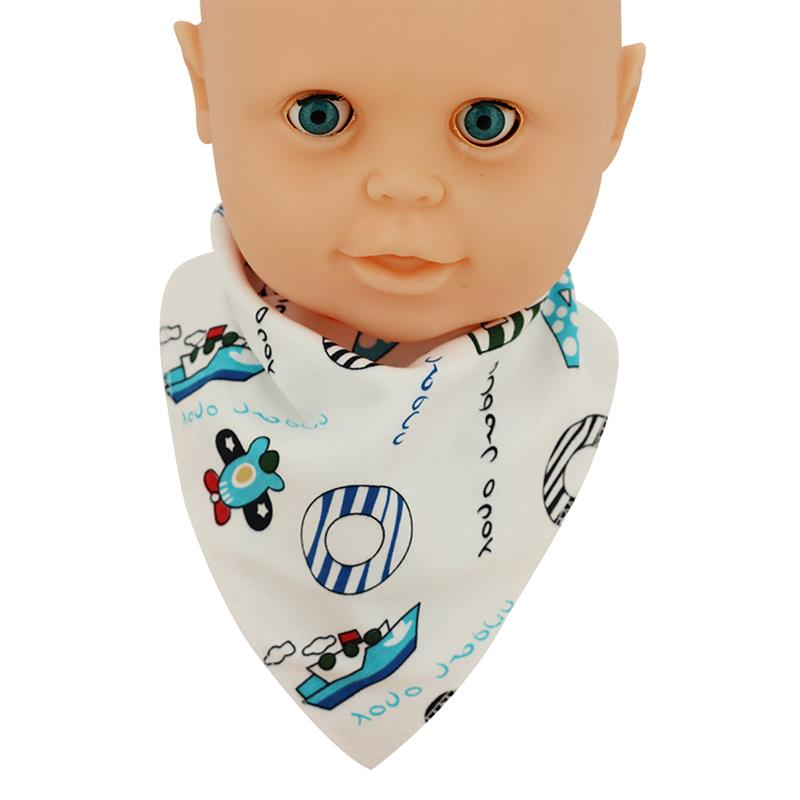 1Pcs Baby Bibs Feeding Stuff Boy Cute Waterproof Toddler Accessories For Newborns Clean Safe Saliva Towel