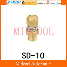 SD-10 SD Type of Timing Muffler Pneumatic components solenoid valve deadened the noise of the silencer