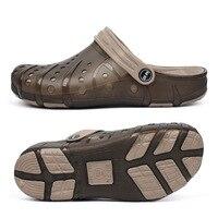 Mens Mules Clogs Eva Beach Garden Shoes Man Slippers Outdoor Clog Shoe Slipper Cool Men Fashion