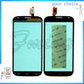 Phone Touch Panel Sensor For Qumo Quest 503 Touch Screen Digitizer Front Glass Touchscreen Replacement Free Ship+Tape
