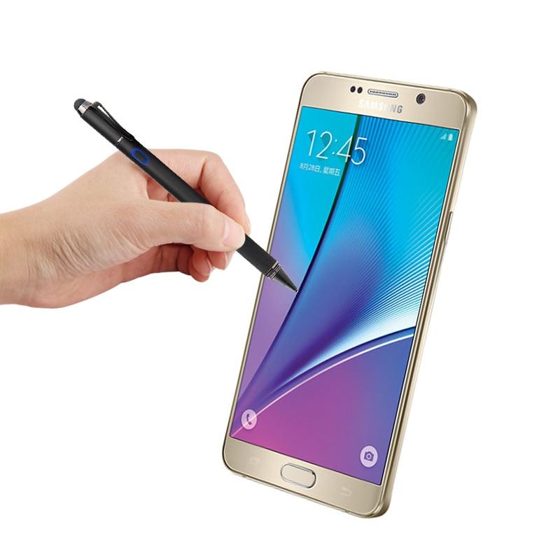 Stylo Active Stylus Écran Tactile Capacitif Pour Samsung Galaxy A9 Pro a9100 A8 A7 A5 A3 A9 On7 on5 J5 J7 J3 C J9 Mobile téléphone cas
