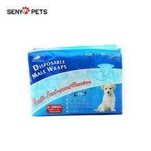 SENYE PETS Одноразовые мужские обертки для подгузников для собак 12шт DD001