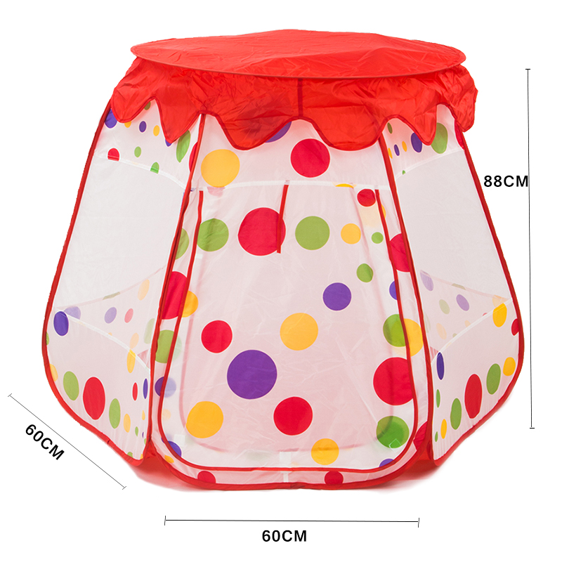 Princess-Of-The-Red-Castle-Baby-Playing-Tents-Kids-Pop-Up-House-Toys-Tent-Play-Tents